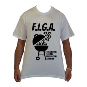 FIGA federazione italiana grigliatori anonimi bianca