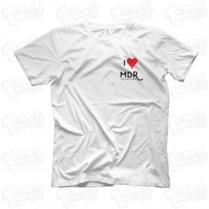 i love mdr marina di ravenna maglietta maglia t-shirt tshirt