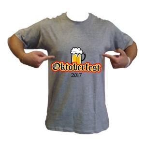 maglietta oktoberfest 2017 io c'ero germania monaco di baviera t-shirt maglia