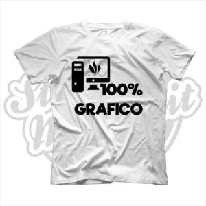 maglietta t-shirt maglia tshirt idea regalo lavoro 100% grafico