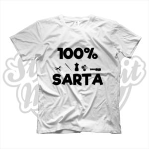 maglietta t-shirt maglia tshirt idea regalo lavoro 100% sarta