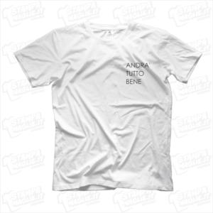 maglietta tshirt t-shirt covid-19 andrà tutto bene thin italia roma pisa milano genova brescia codogno prospettiva coronavirus maglietta simpatica pandemia covid19 italia 2