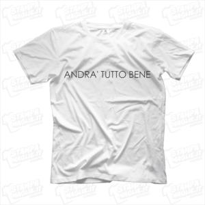 maglietta tshirt t-shirt covid-19 andrà tutto bene thin italia roma pisa milano genova brescia codogno prospettiva coronavirus maglietta simpatica pandemia covid19 italia