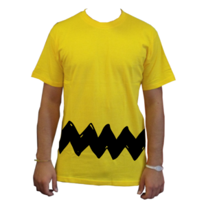 t-shirt maglietta charlie brown amico di snoopy